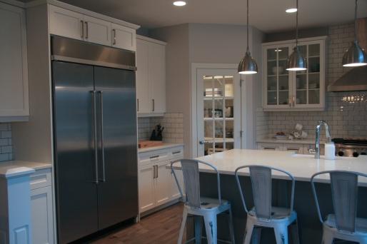 kitchen- side