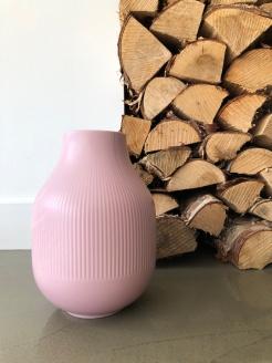 GRADVIS blush vase from IKEA